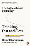 Thinking, Fast and Slow (Paperback) Thinking, Fast and Slow - Daniel Kahneman