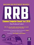 Rrb Common Computer Based Test 2016 Non Techical Cadre With Solved Papers : Code G276 by Na