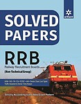 Solved Papers Rrb Non Technical Cadre : Code G690 by Na