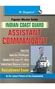 Indian Coast Guard: Assistant Commandant Exam Guide (Popular Master Guide) price in India.