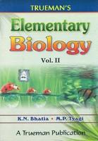 Elementary Biology Vol 2 Class 12 : Cbse by Kn Bhatia,Mp Tyagi price in India.