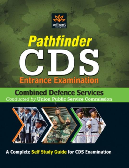 Pathfinder CDS: Combined Defence Services Entrance Examination (English) (Paperback) price in India.