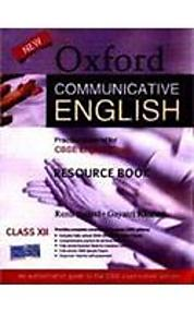 Oxford Communicative English Practice Material For Resource Book Class 12 : Cbse price in India.