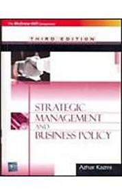 Strategic Mgmt & Bus Policy 3E