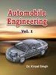 Automobile Engineering Vol I (Automobile Chassis & Body) price in India.